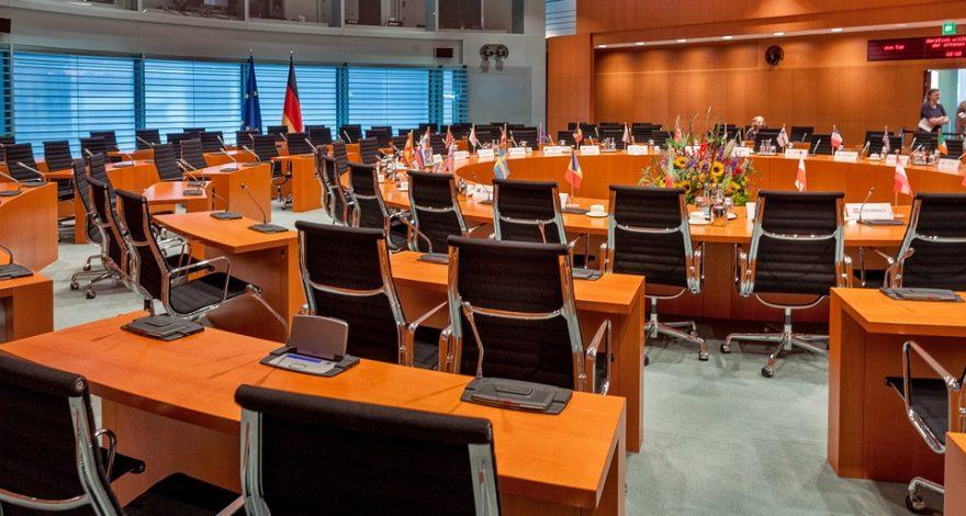international conference room