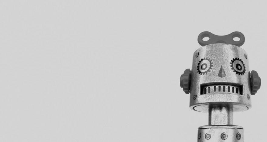 robot machine interpreter