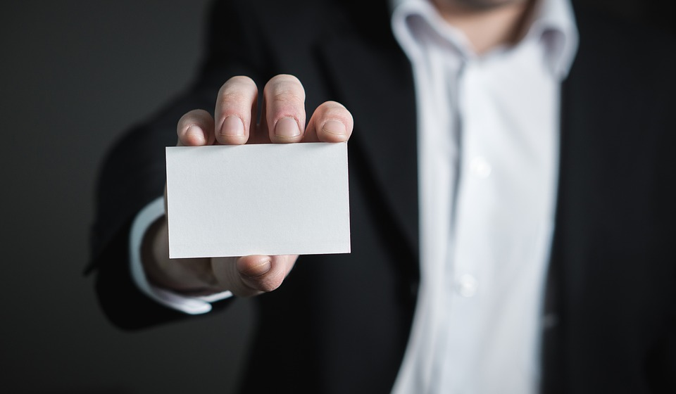 Tips for Business Card Etiquette Around the World - Accredited ...