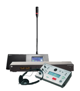 interpreting systems available for rent