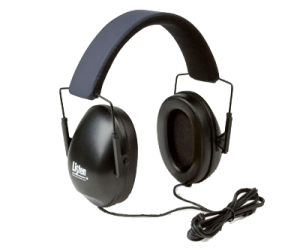 tour guide accessory headphones